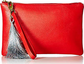 Fossil Wristlet Poppy Red