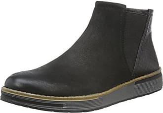 Marco Tozzi Damen 25486 Chelsea Boots, Schwarz (Black Ant.Comb 096), 53d3c0849a