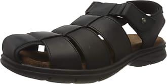Panama Jack Mens Sauron Closed Toe Sandals, Black (Negro C1), 10 UK
