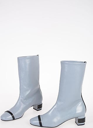 Stuart Weitzman 5cm Leather BECKETT Boots size 37,5