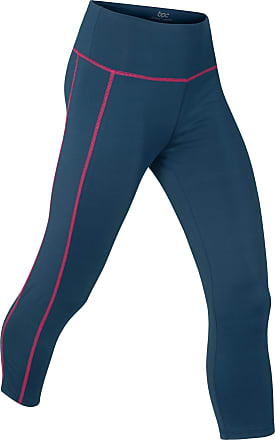 de4e6405ddf77b Bonprix Sport-Leggings, ¾-Länge, Level 2 in blau von bonprix