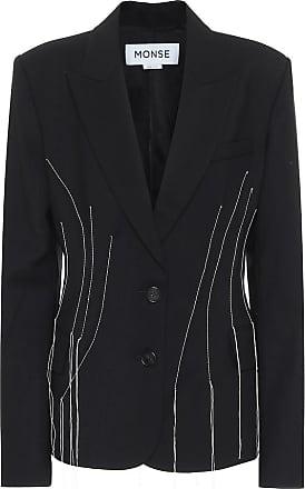 Monse Stretch-wool blazer