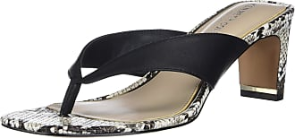 Kenneth Cole Womens KLS0115LE Heeled Thong Sandal Size: 6.5 UK Black