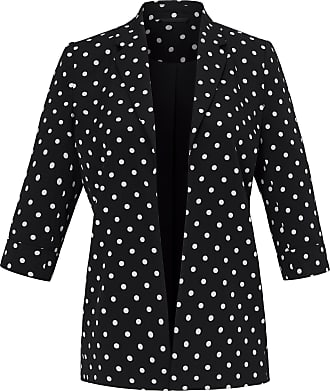 Anna Aura Blazer 3/4-length sleeves Anna Aura black