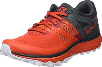 Salomon Tênis Trail Running Trailster, Salomon, Masculino, Vermelho, 44