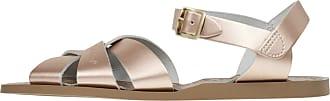 Salt-Water Original - Rose Gold - Infants Waterproof Leather Sandals (6 UK)