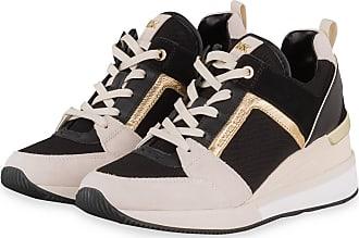 Michael Kors Sneaker GEORGIE mit Keilabsatz - LIGHT CREAM MULTI