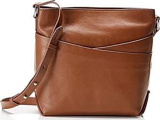 771ea0d929 Clarks Topsham Charm - Borse a tracolla Donna, Marrone (Tan Leather)