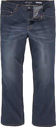 Arizona Herren Jeans Hose Relaxed Used Waschung im
