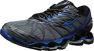 separation shoes e828c 8d863 Mizuno Wave Prophecy 7 Mens Running Shoes, Trade Winds Black, 10.5 D US