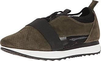 bab75df1ee2 Steve Madden Womens Altitude Fashion Sneaker Olive 9.5 M US