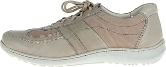 Waldläufer Forest runner sporty. Herwig Lace-Up Shoes for Men - Lace-Up Made of PU Luposole in Herwig Sand Size: 11.5 UK