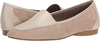 Donald J Pliner Womens Deedee Loafer Flat, Almond, 6.5 Medium US