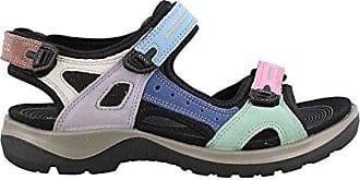 Ecco Womens Yucatan Sandal, Multicolor Pastel, 36 EU / 5-5.5 M US