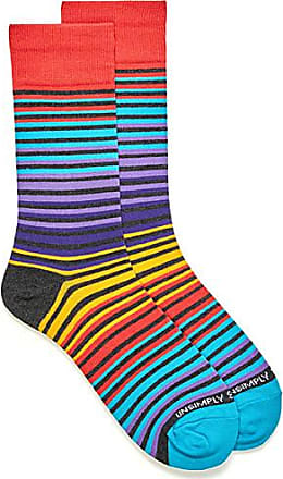 Unsimply Stitched Graded stripes socks