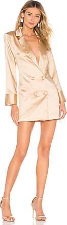 About Us Alix Blazer Dress in Cream