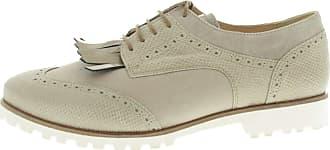 Xsensible 200002430J Womens Lace-Up Shoes Muge Sand Beige Size: 8.5 UK