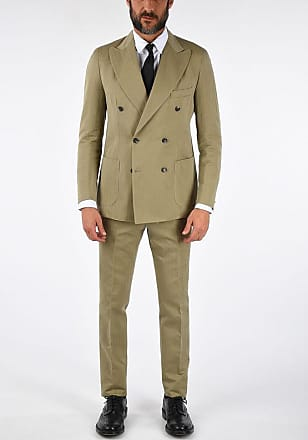Loro Piana Double Breasted DANDY Suit size 52