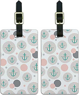 Graphics & More Graphics & More Sailing Boating-Anchors Away Nautical Theme, White