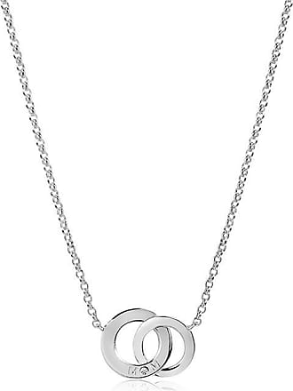 Sif Jakobs Jewellery Necklace Mamma with white zirconia