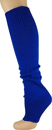 MySocks Leg Warmers Plain Royal Blue