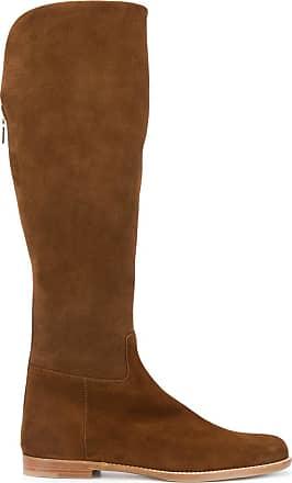 Unützer knee boots - Brown
