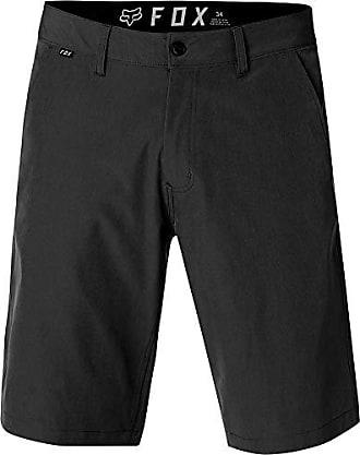 Fox Mens Essex Modern Fit 4-Way Stretch Tech Short, Black, 31