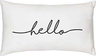 Cathy's Concepts Hello Lumbar Pillow