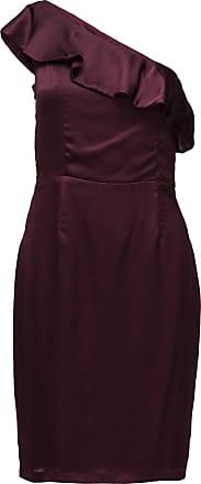 By Malina Tulip Dress Kort Klänning Röd By Malina