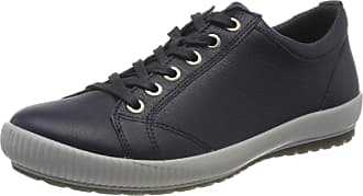 Legero Womens Tanaro Low-Top Sneakers, Blue (Pacific (Blue) 80), 6 UK