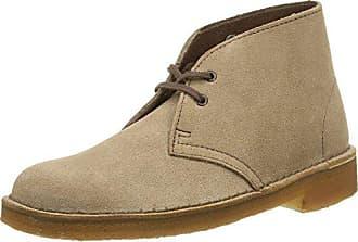 fec42903e9 Clarks Clarks Desert Boot 001037785 Damen Desert Boots, Beige (Wolf Sde), EU