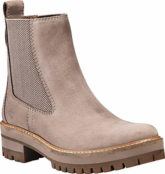 1f7b1305cd Timberland Courmayeur Valley Chelsea Damen Mountain Lifestyle Schuh (grau)