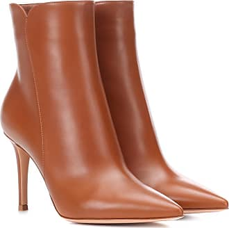 Gianvito Rossi cuir Levy Bottines en xxUPw6qaA