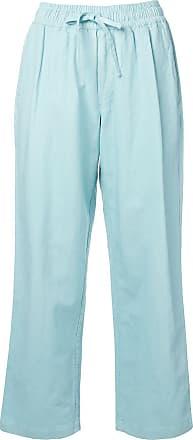 Ymc You Must Create plain trousers - Blue