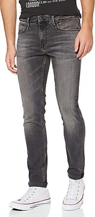 Pepe Jeans London Mens Finsbury Skinny Jeans, Black (Black Used 000), W30/L32