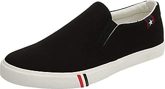 junkai Mens Womens Canvas Slip-On Shoes Summer Loafers Deck Boat Trainers Casual Sports Shoes Comfort Black 37