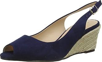Lotus Womens Tiffany Espadrilles, Blue (Navy De), 7 (41 EU)