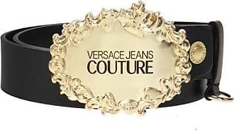 Versace Jeans Couture Belt H35 D8VVBF05 71552 899 Black (100cm)