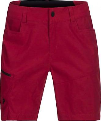 292646c4229a5d Peak Performance Iconiq Long Short Shorts für Damen | rot