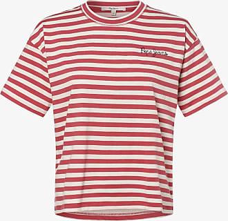 Pepe Jeans London Damen T-Shirt - Claire rot