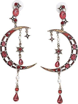 Wildcat Moon Eclipse Earrings