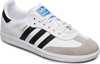 adidas Originals Samba Og J Sneakers Skor Vit Adidas Originals