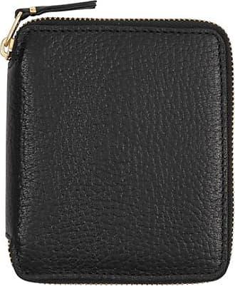 Comme Des Garçons Comme des garcons wallet Colour inside zip-around wallet BLACK U