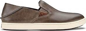 Olukai OluKai Womens Pehuea Leather Shoes