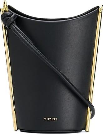 Yuzefi Pitta bucket bag - Black
