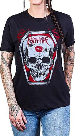 Bandalheira Camiseta Bullet For My Valentine Logo Caveira Com Estampa