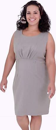Vickttoria Vick Vestido Ursúla Plus Size (50)
