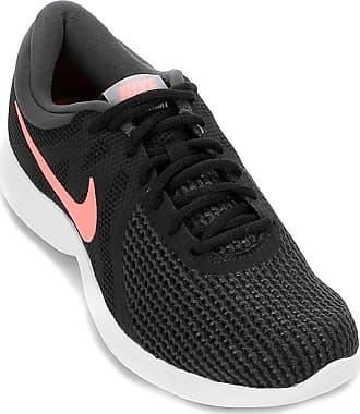 Nike Tenis Nike Revolution 4 Preto/rosa