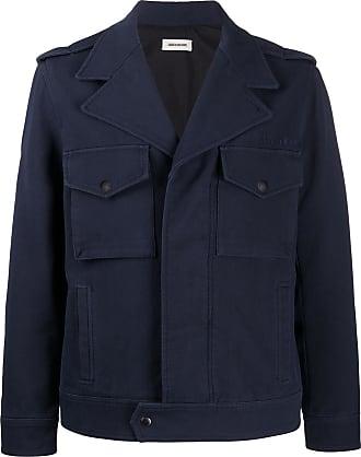 Zadig & Voltaire Bac multi-pocket jacket - Blue
