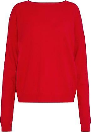 N.Peal N.peal Woman Cashmere Sweater Red Size M